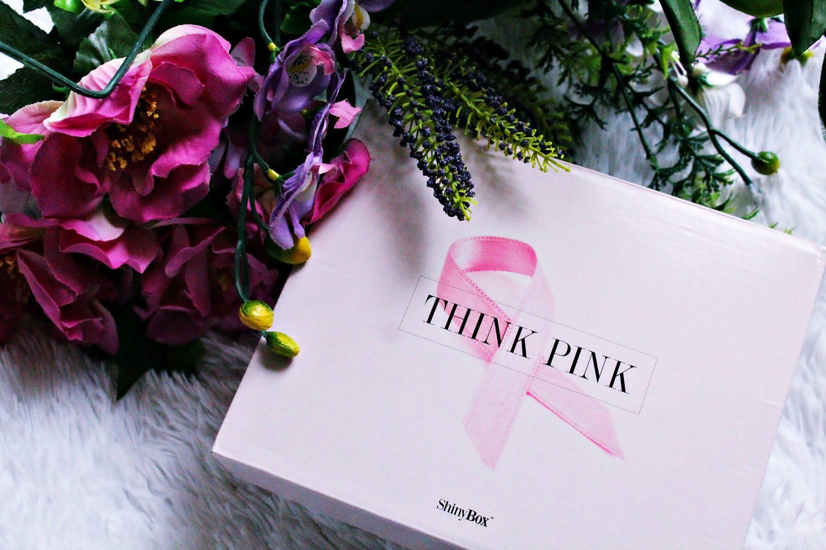 shinybox październik: think pink
