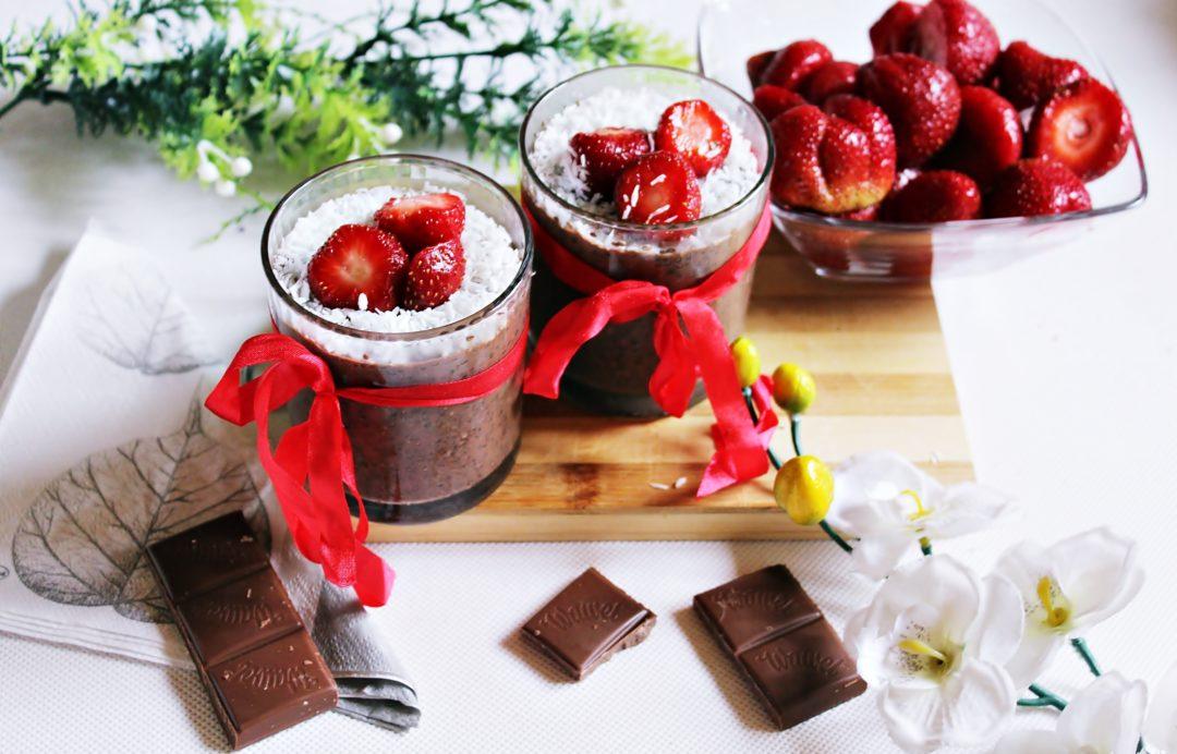 czekoladowy pudding z chia