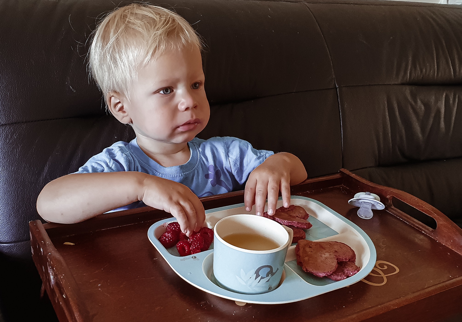 ekologiczne naczynia dla dzieci