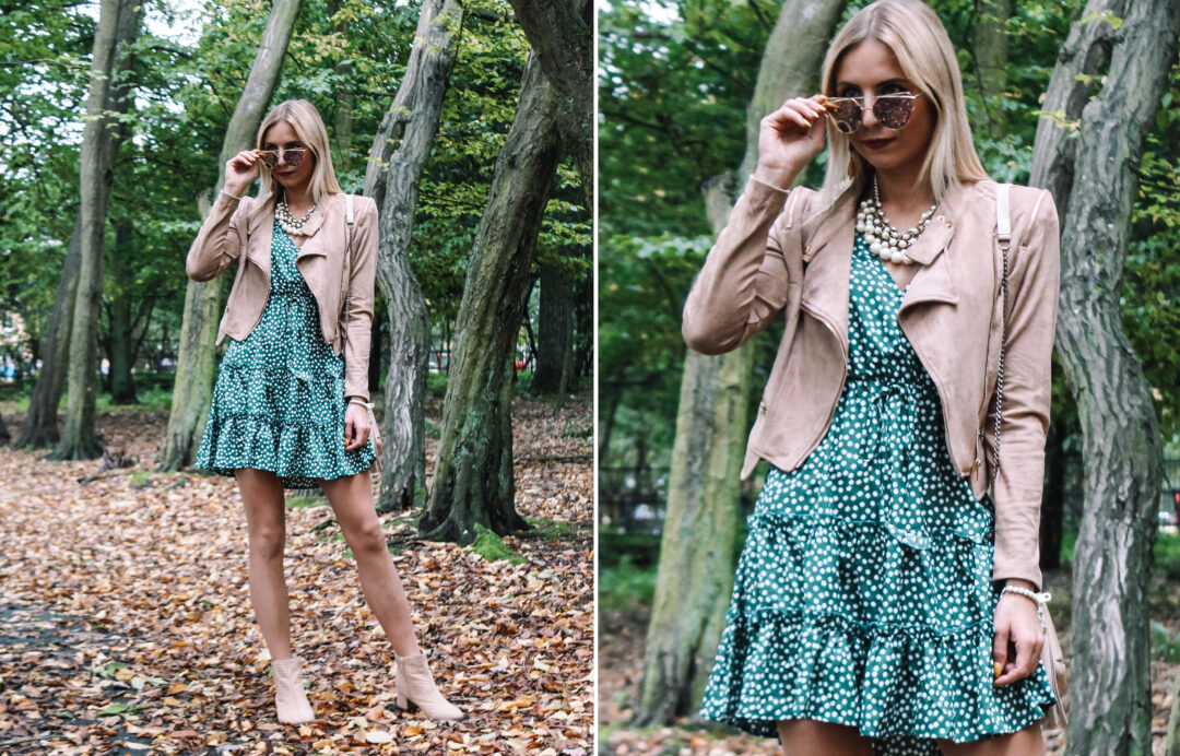 modne botki na jesień
