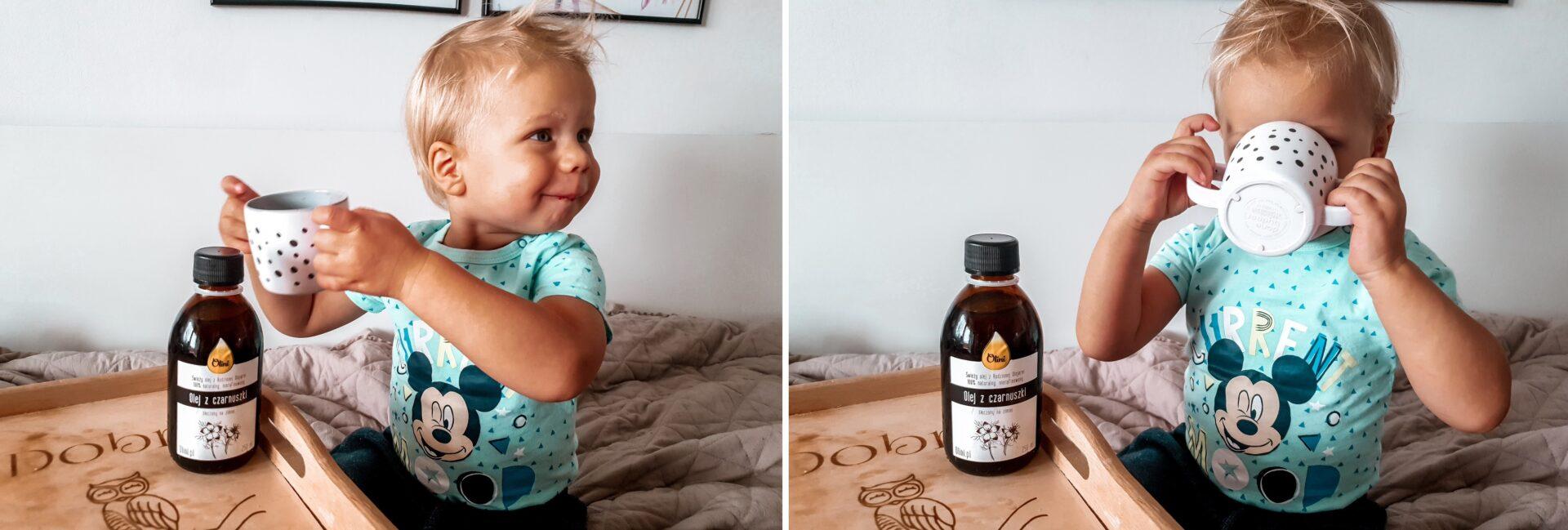 dlaczego warto stosować olej z czarnuszki u dzieci