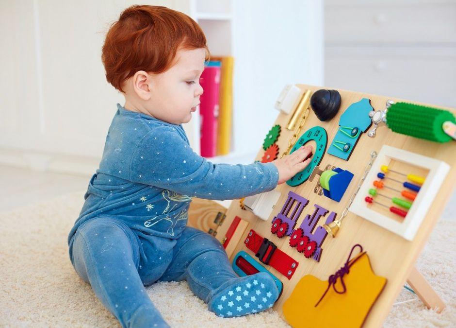 zabawki manipulacyjne