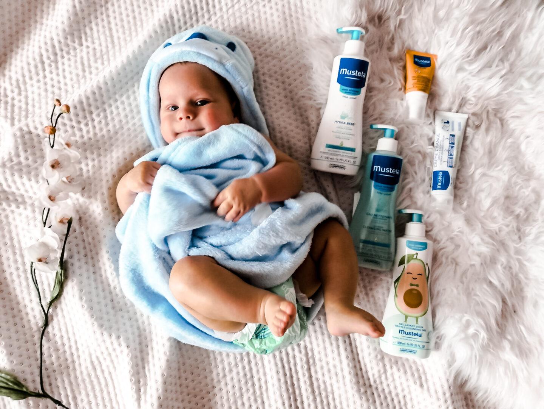 jakie kosmetyki dla noworodka
