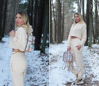 modne stylizacje z dresami
