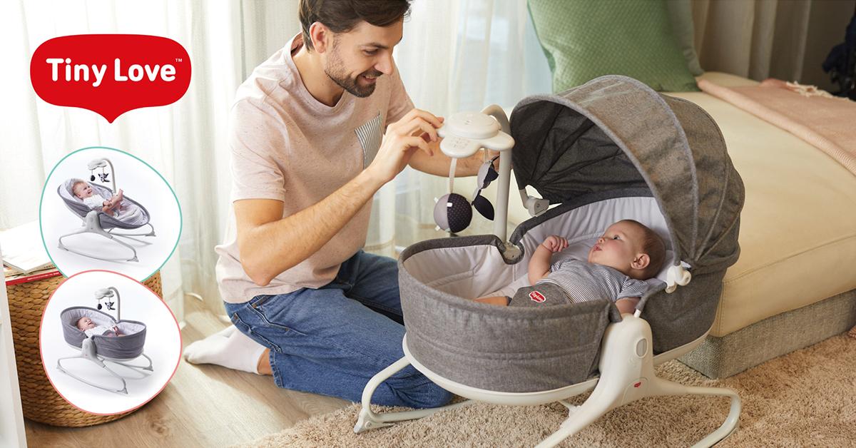 leżaczek dla dziecka