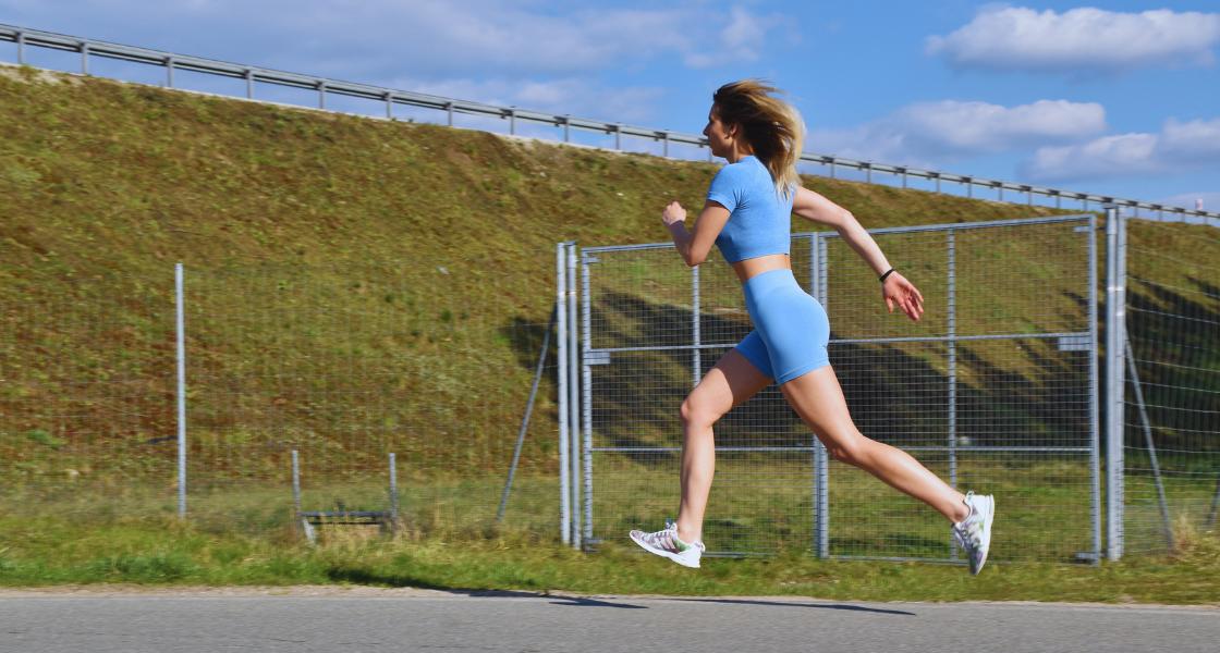 biegać jak zacząć