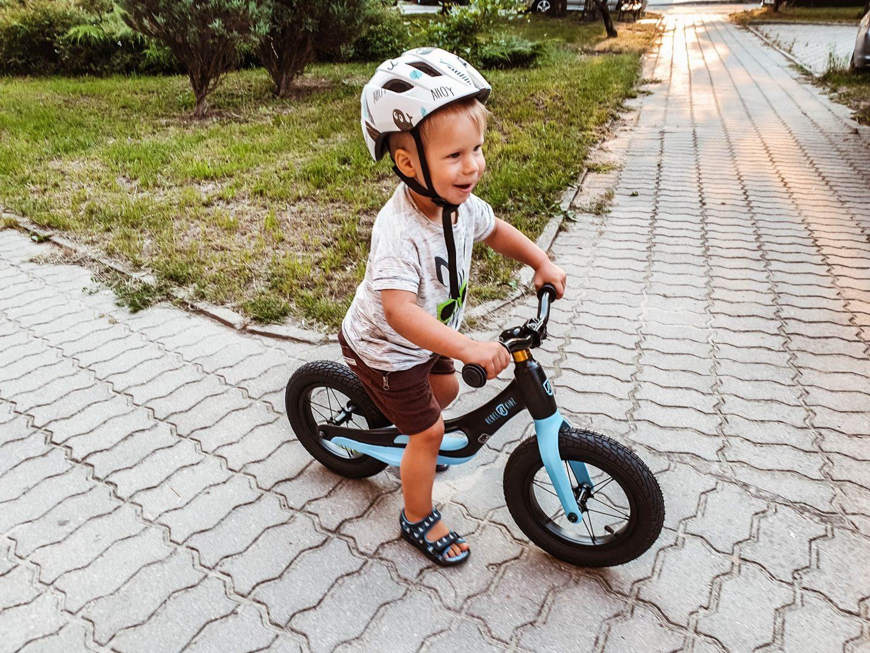 jaki rower biegowy dla dziecka