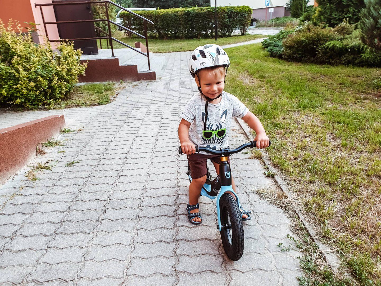 jaki rowerek biegowy dla dziecka