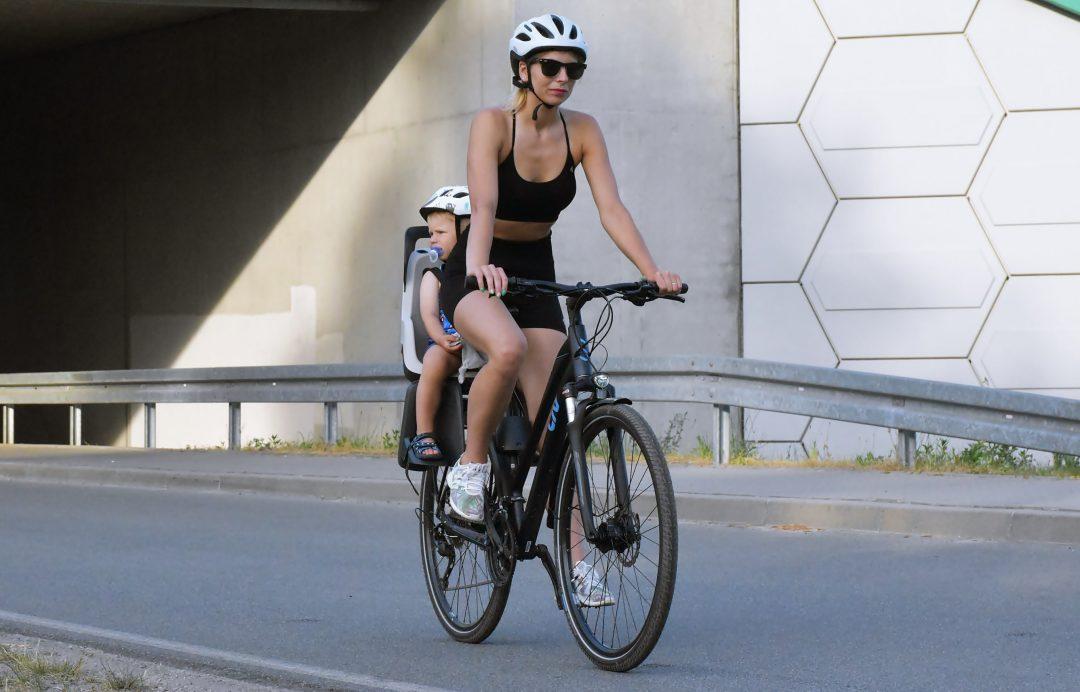 stylizacje na rower