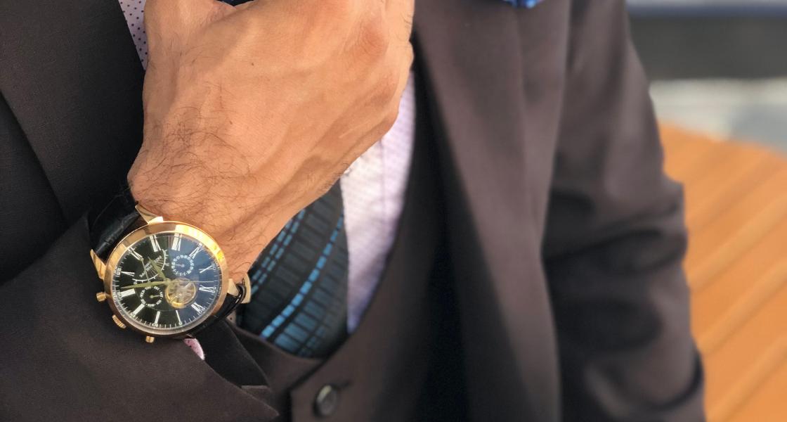 jaki zegarek dla mężczyzny wybrać