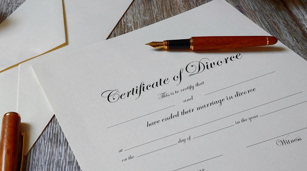 w jaki sposób przygotować się do rozwodu